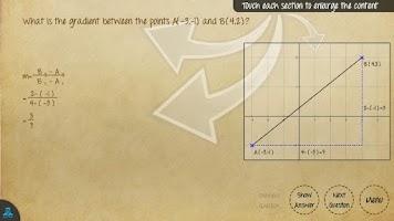 Screenshot of Calculus Math App Lite