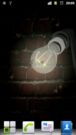 The Lamp - live wallpaper HD