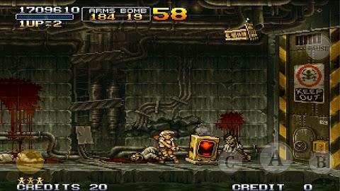 METAL SLUG 2 Screenshot 5