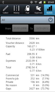 Driver's Log PRO (myLogbook) - screenshot thumbnail
