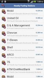 aCar - Car Management, Mileage Screenshot 7