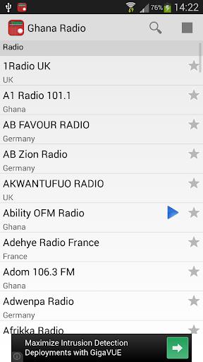 Ghana Radio