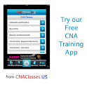 Free CNA Nursing Aide Classes icon