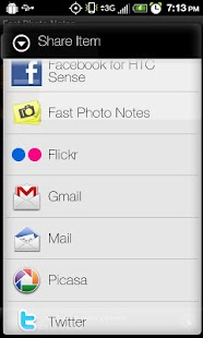 Fast Photo Notes - screenshot thumbnail