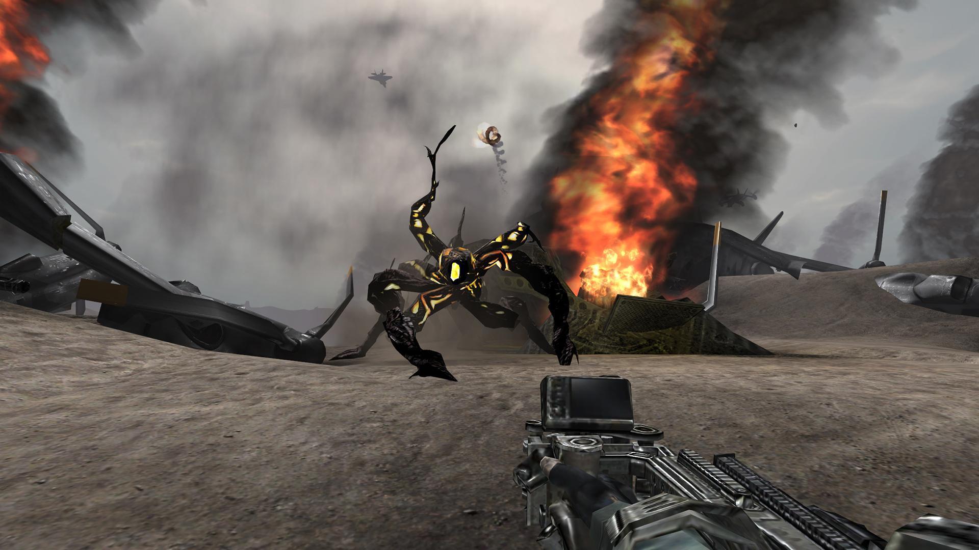 Edge of Tomorrow Game screenshot #1