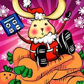 算算聖誕兔