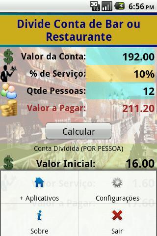 【免費娛樂App】Divide Conta Bar e Restaurante-APP點子