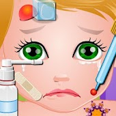 Bady Doctor - baby  care games