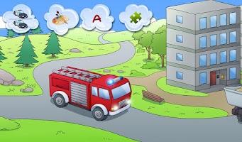 Screenshot of Amazing Cars - kids story book