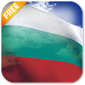 3D Bulgaria Flag LWP icon