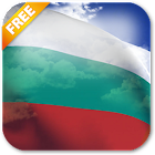 3D Bulgaria Flag Live Wallpaper icon