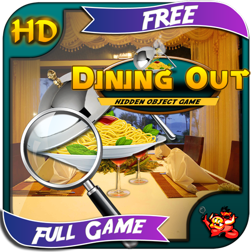 Dining Out Free Hidden Objects