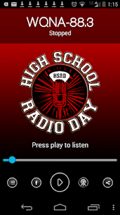 High School Radio- screenshot thumbnail
