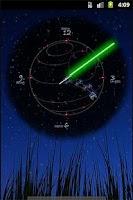 Screenshot of JediClock - Green