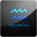 3D Aquarius logo