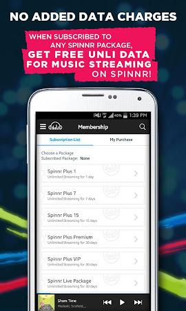 Spinnr Music 3.1.1 screenshot 237572