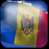 3D Moldova Flag LWP +
