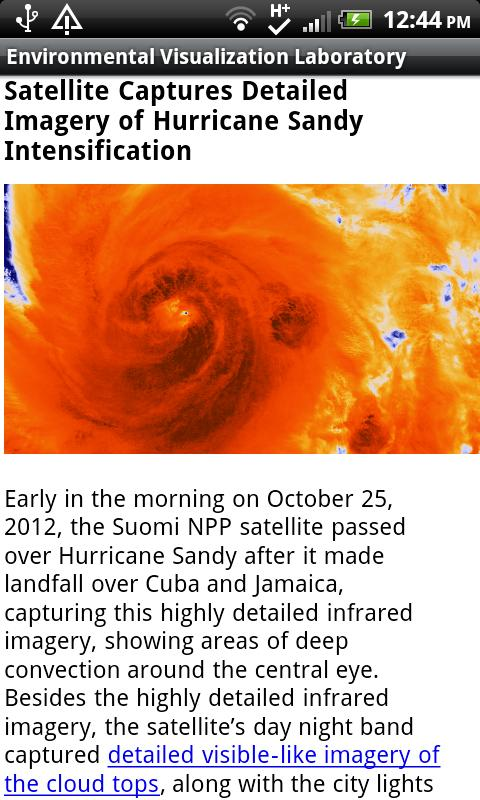 NOAA Now Free - screenshot