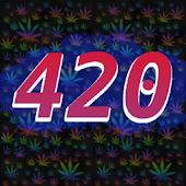 4/20 Special Go SmS Theme 420