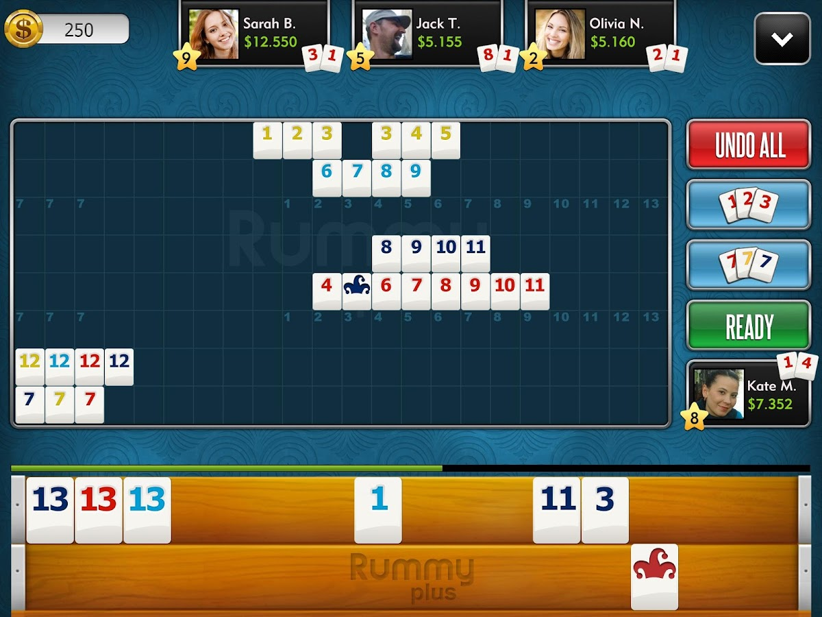 Rummy Plus- screenshot