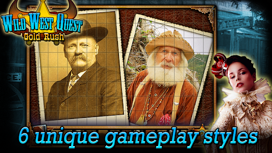 Wild West Quest: Gold Rush 休閒 App-癮科技App