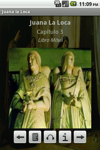 Juana la Loca - Audioebook - screenshot