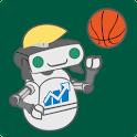 NORF Football & Basketball logo
