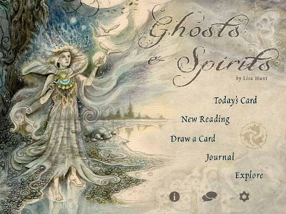 Ghosts & Spirits Tarot- screenshot thumbnail