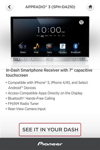 Pioneer AR Experience - screenshot