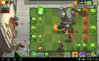 Plants vs. Zombies 2 6.4.2 MOD + Data 6