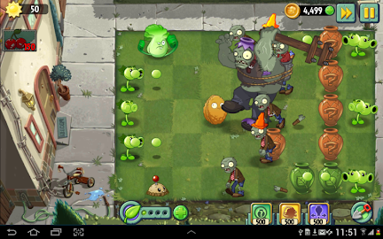 Plants vs. Zombies 2 Screenshot 8