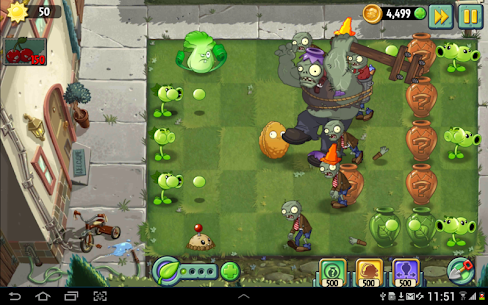 Plants vs. Zombies 2 6.3.1 (Unlimited Coins/Gems) Mod Apk + Data 6