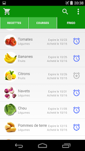 Frigo Malin - Liste de courses screenshot 3