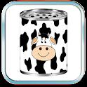Minion tin cow icon