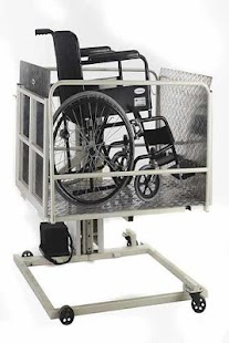 wheelchair Lift Guide - náhled