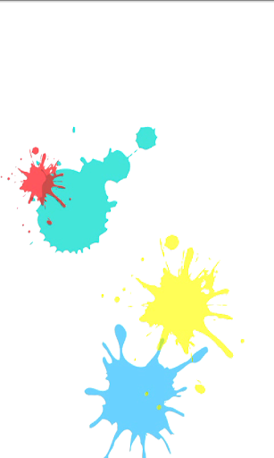 Paint Splash Live Wallpaper