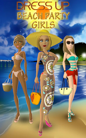 Dress Up – Beach Party Girls 3.0 screenshot 408783