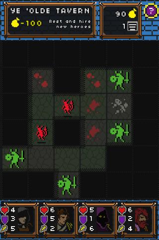 Adventuring Company - screenshot