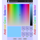 Android Color Selector