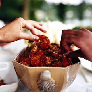 Grilled Shrimp Rémoulade