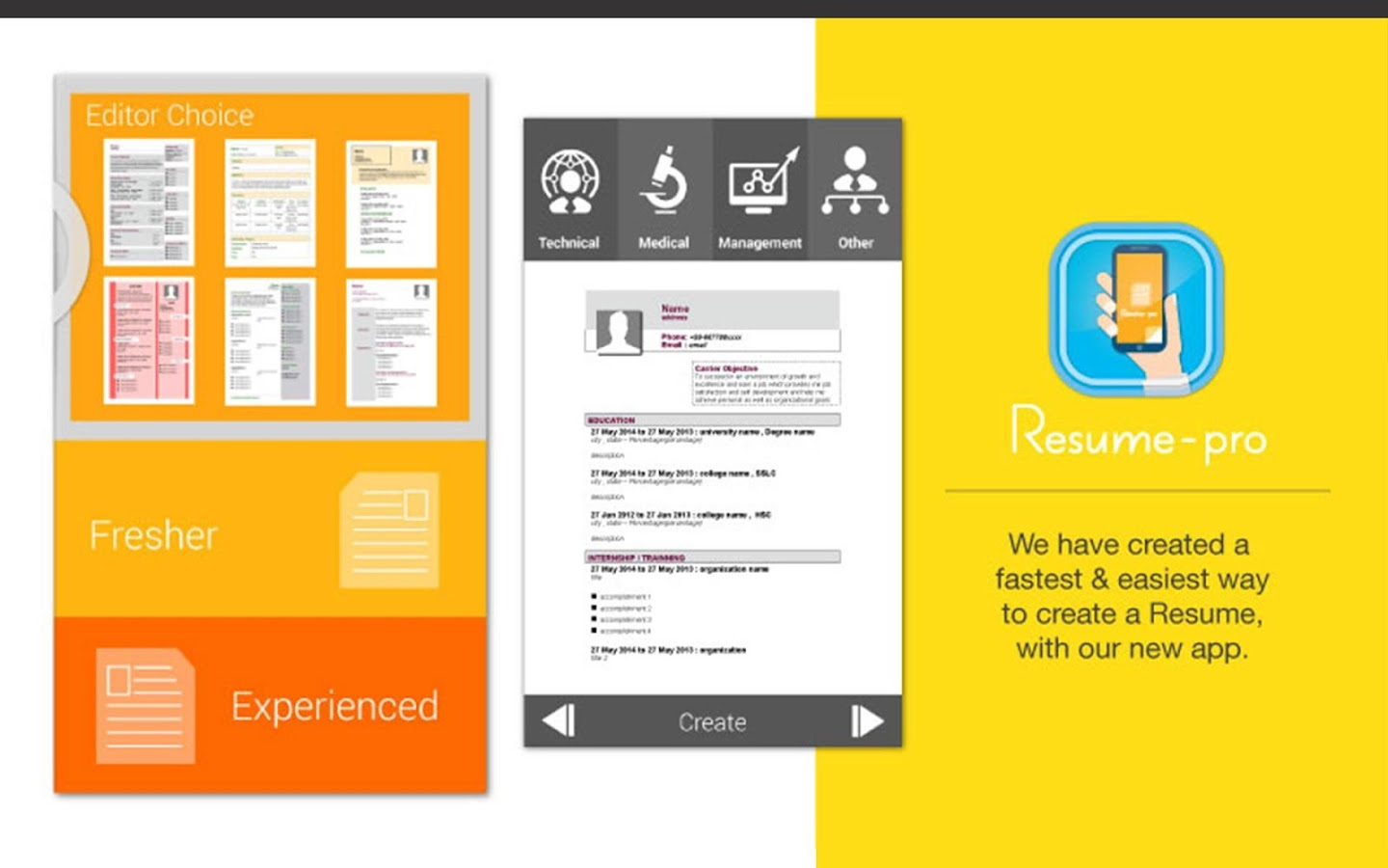super resume pro android apps on google play super resume pro screenshot