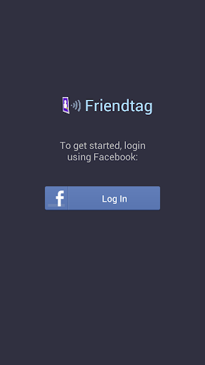 Friendtag NFC Facebook Add
