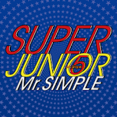 Super Junior <Mr. Simple>