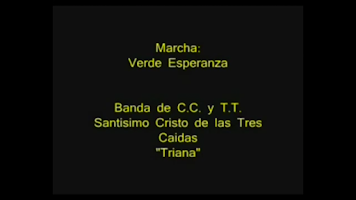 Screenshot of Semana Santa 2015 - Canciones