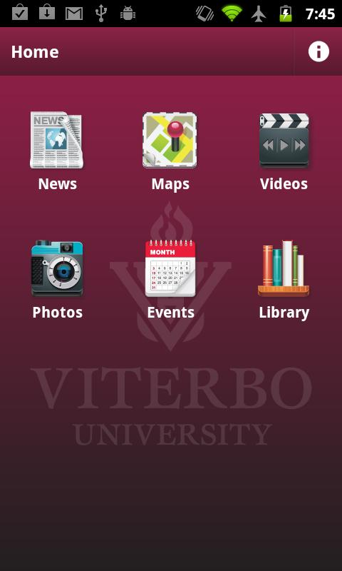 Viterbo - screenshot