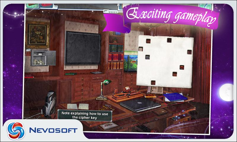 Dream Sleuth: hidden objects- screenshot