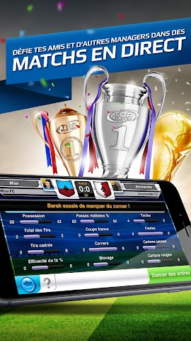 android Top Eleven Be a Soccer Manager Screenshot 12