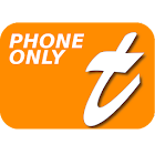 TAPUCATE - Phone only icon