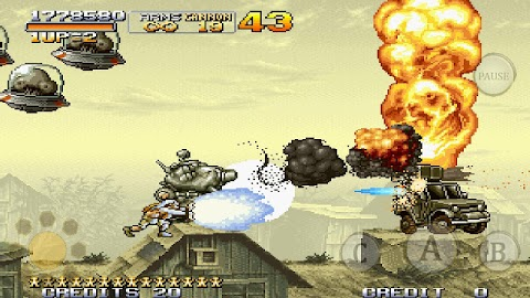 METAL SLUG X Screenshot 5