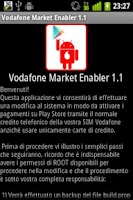 Screenshot of Vf Market Enabler